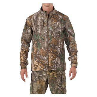 5.11 Sierra Softshell Jacket Realtree Xtra