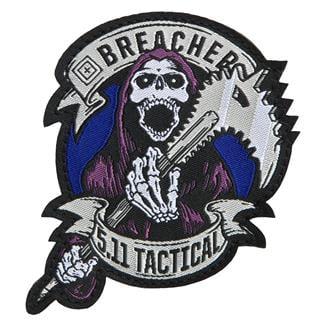 5.11 Breacher Patch Blue