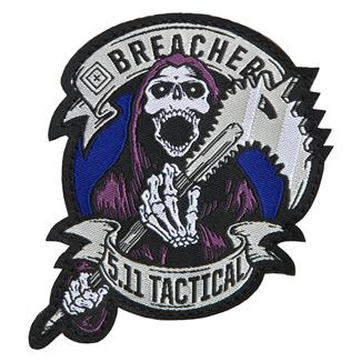 5.11 Breacher Patch Blue