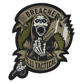 5.11 Breacher Patch Brown