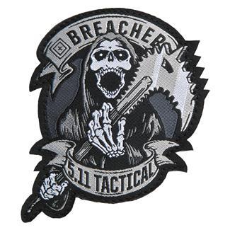5.11 Breacher Patch Gray