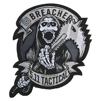 5.11 Breacher Patch Gray