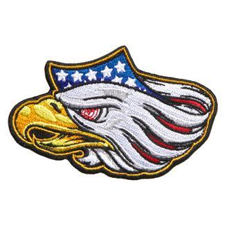 5.11 Eagle Eye Patch White