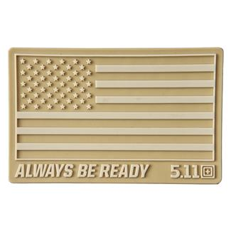 5.11 USA Patch Sandstone