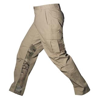 Vertx Phantom Ops Powered By Airflow Tactical Pants Desert Tan / Multicam Mesh