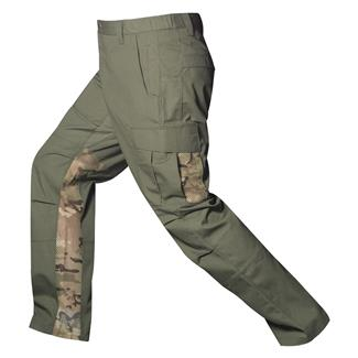 Vertx Phantom Ops Powered By Airflow Tactical Pants OD Green / Multicam Mesh