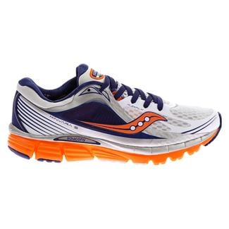 Saucony Kinvara 5 White / Twilight / Sunset