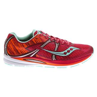 Saucony Fastwitch 7 Berry / Blue / Orange