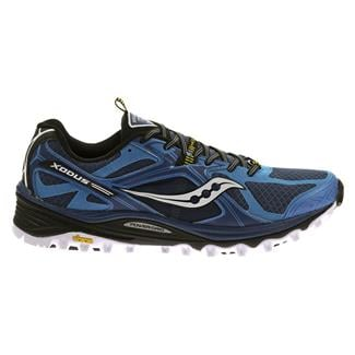 Saucony Xodus 5.0 Blue / Black / Yellow