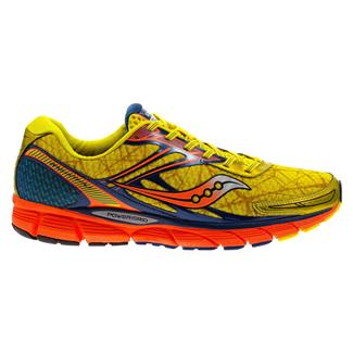 Saucony Breakthru Yellow / Blue / Orange