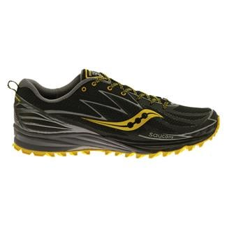 Saucony Peregrine 5 Black / Yellow