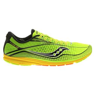 Saucony Type A6 Slime / Yellow / Black