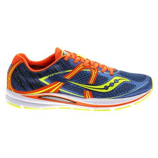 Saucony Fastwitch 7 Blue / Orange / Citron
