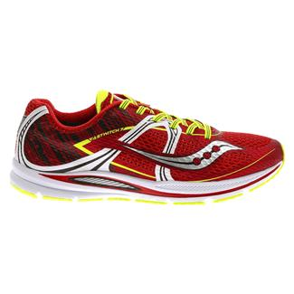 Saucony Fastwitch 7 Red / White / Citron