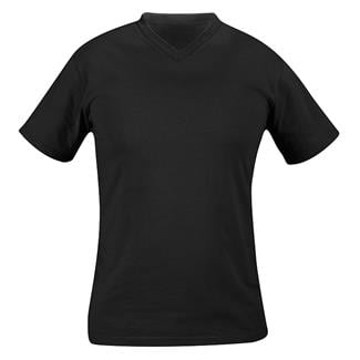 Propper V-Neck T-Shirt (3 Pack) Black