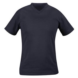 Propper V-Neck T-Shirt (3 Pack) LAPD Navy