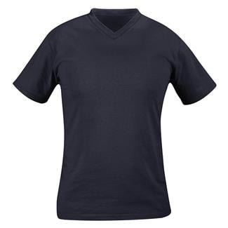 Propper V-Neck T-Shirt (3 Pack) LAPD Navy