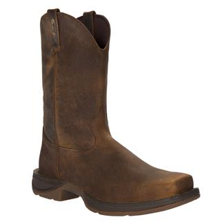 Durango Rebel Pull-On Snoot Toe Trail Brown