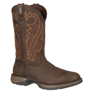 Durango Rebel Western Round Toe Chocolate Wyoming