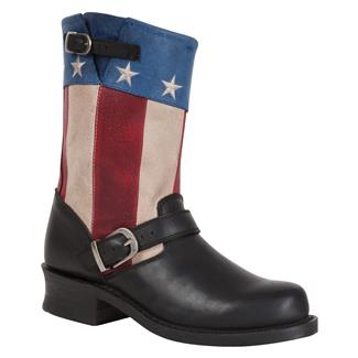 "Durango 9"" Harness Engineer Engineer Black / Patriotic"