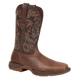 Durango Rebel Western Brown / Charcoal