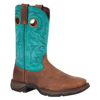Durango Lady Rebel Bar None ST Brown / Turquoise