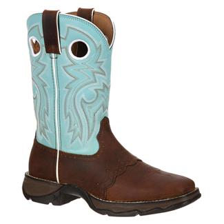 Durango Lady Rebel Saddle Powder N' Lace
