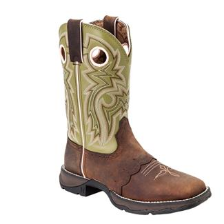 Durango Lady Rebel Saddle Meadow N' Lace