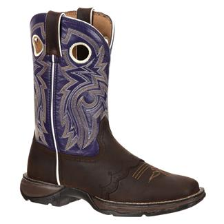 Durango Lady Rebel Saddle Twilight N' Lace