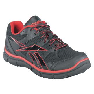 Reebok Sport Grip Athletic Oxford CT Black / Red