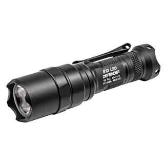 Surefire E1D LED Defender Flashlight Black