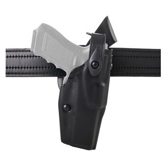 Safariland ALS/SLS Level III Retention Duty Holster Plain Black