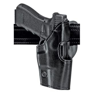 Safariland Low Ride Level II Retention Holster Black Hi-Gloss