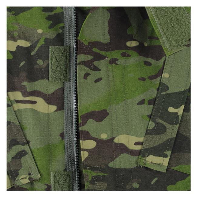 Tru-Spec Nylon / Cotton Ripstop TRU Coat Multicam Tropic