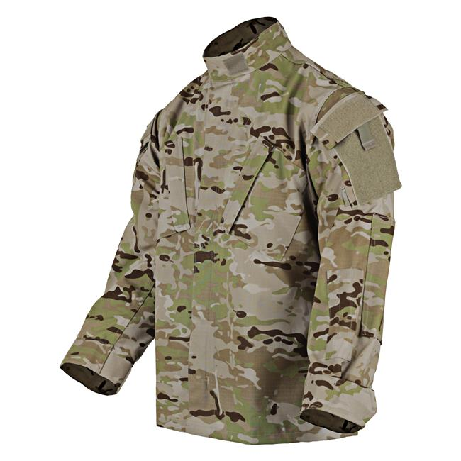 Tru-Spec Nylon / Cotton Ripstop TRU Coat Multicam Arid