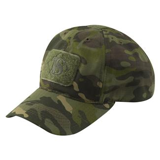 Tru-Spec Nylon / Cotton Contractor's Cap Multicam Tropic