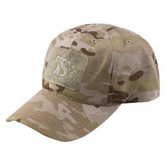 Tru-Spec Nylon / Cotton Ripstop Contractor Hat Multicam Arid
