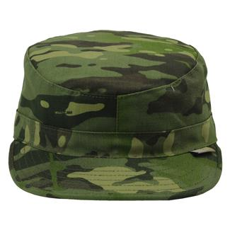 Tru-Spec Nylon / Cotton Ripstop ACU Patrol Cap Multicam Tropic