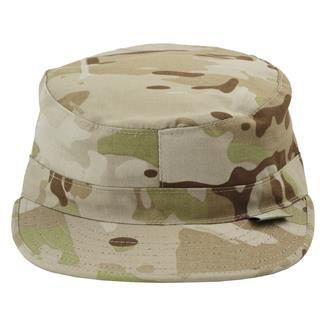 Tru-Spec Nylon / Cotton Ripstop ACU Patrol Cap Multicam Arid