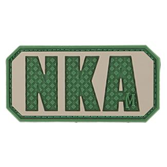 Maxpedition NKA No Known Allergies Patch Arid