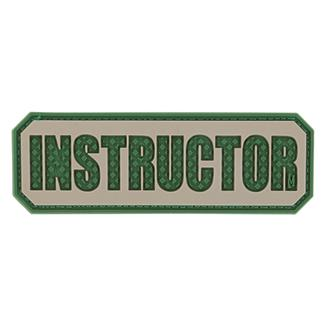 Maxpedition Instructor Patch Arid