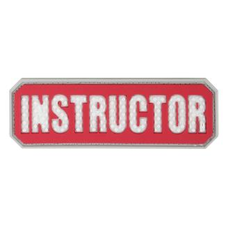 Maxpedition Instructor Patch Red