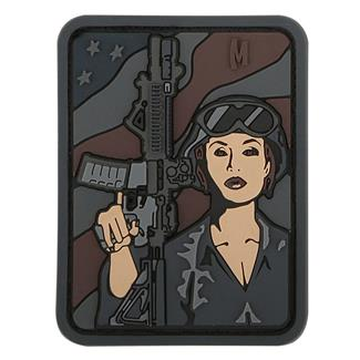 Maxpedition Soldier Girl Patch Swat