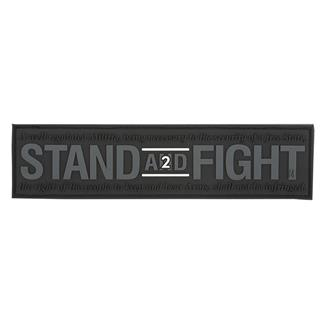 Maxpedition Stand And Fight 2nd Amendment Patch Swat