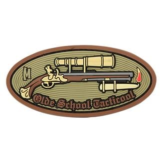 Maxpedition Olde School Tacticool Patch Arid