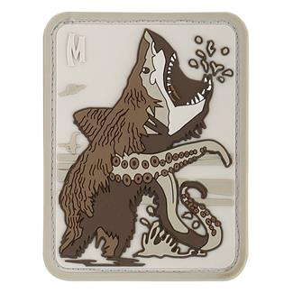 Maxpedition Bear Sharktopus Patch Arid