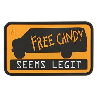 Maxpedition Free Candy Patch Full Color
