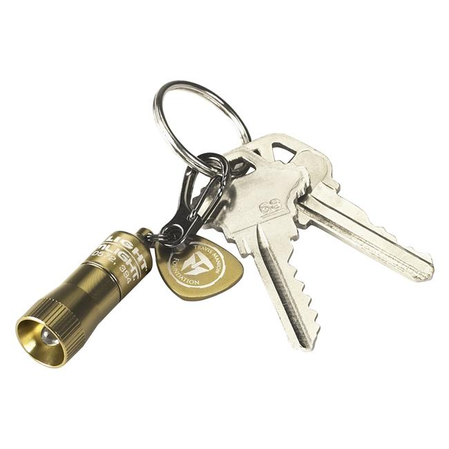 Streamlight Nano Key Chain Coyote