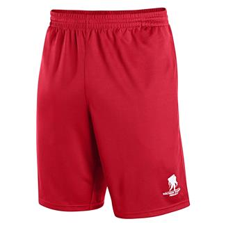Under Armour Wounded Warrior Project Training Shorts Red