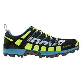 Inov-8 X-Talon 212 Black / Neon Yellow / Blue